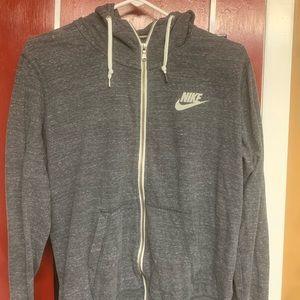 NWOT Nike Zip Up Hoodie (XL)